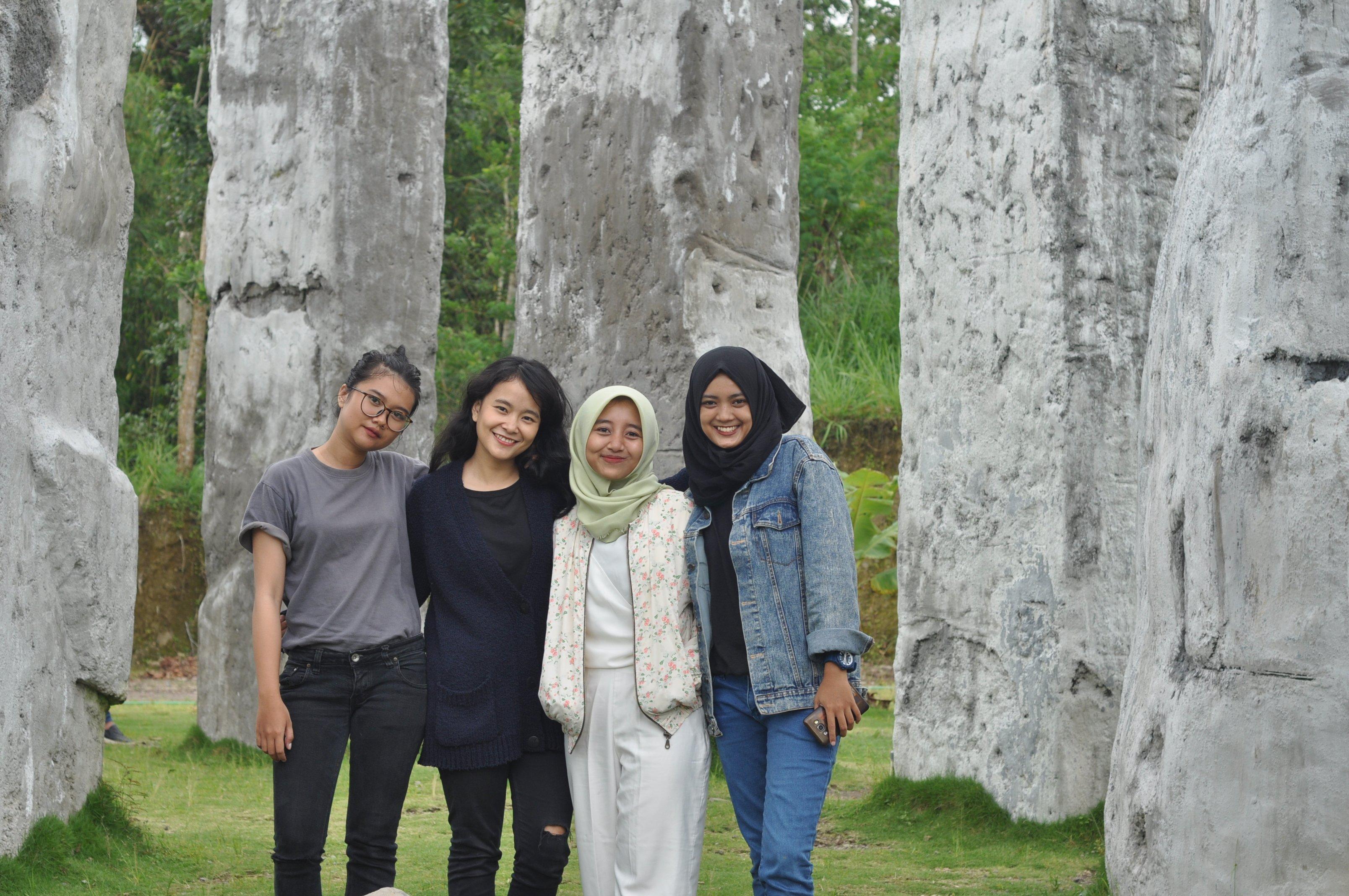 Ada Stonehenge di Jogja!