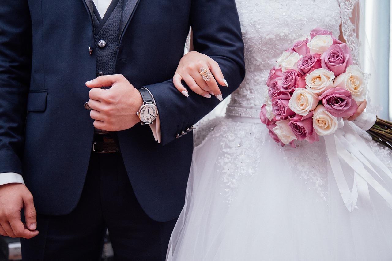 Seorang Ayah di Pernikahan Putrinya